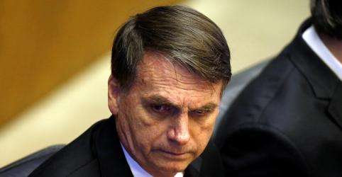 Placeholder - loading - Imagem da notícia Bolsonaro se recusa a responder sobre cancelamento de visita brasileira ao Egito