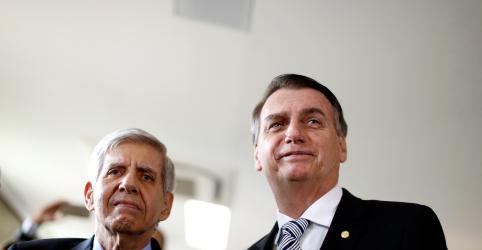 Placeholder - loading - Reajuste do STF não é derrota de Bolsonaro, mas há preocupação, diz Heleno