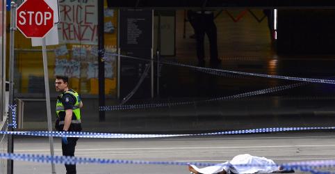 Placeholder - loading - Imagem da notícia Ataque a faca deixa 1 morto na Austrália; Estado Islâmico reivindica autoria