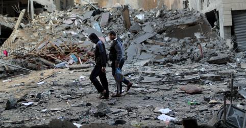 Fronteira entre Israel e Gaza tem piores confrontos desde guerra de 2014
