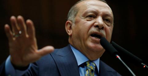 Erdogan diz que gravações 'apavorantes' de Khashoggi chocaram inteligência saudita