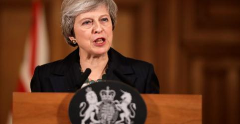 Theresa May defende acordo do Brexit, mas adversários planejam moção de rejeição