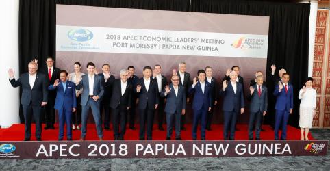 Apec não chega a consenso com maior divisão entre EUA e China