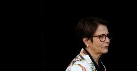 Bolsonaro diz que futura ministra Tereza Cristina tem toda a sua confiança