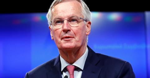 Negociador da União Europeia para o Brexit diz que acordo é 'justo e equilibrado'