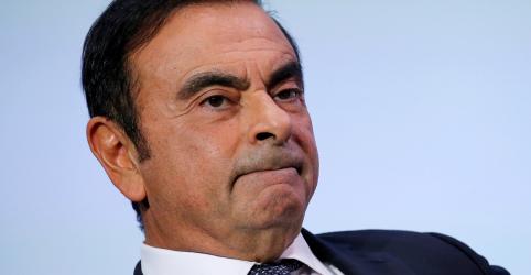 Placeholder - loading - Nissan vai demitir Carlos Ghosn em meio a acusações de fraude