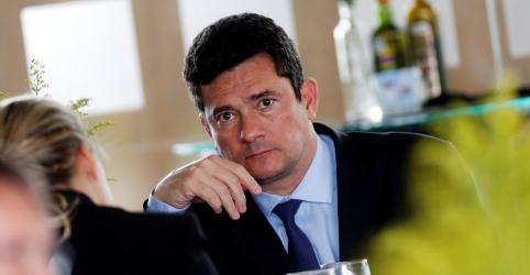 Placeholder - loading - Moro diz que delegados ligados a Lava Jato participarão da transição de governo
