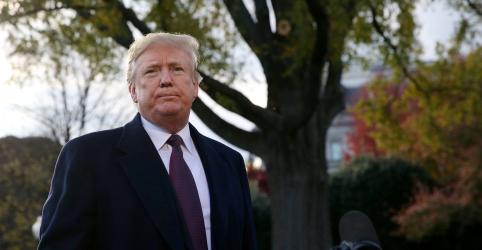 Trump se mantém ao lado da Arábia Saudita apesar de assassinato de jornalista