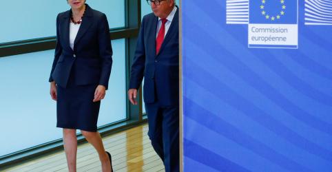 May vai a Bruxelas tentar acordo sobre laços futuros do Reino Unido com UE