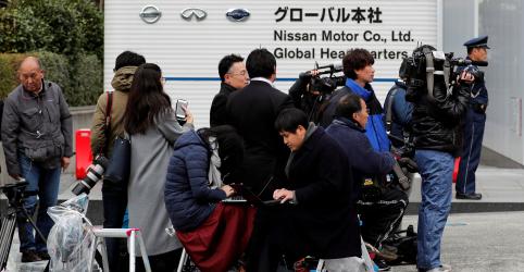 Conselho da Nissan se reúne para encerrar duas décadas de liderança de Ghosn
