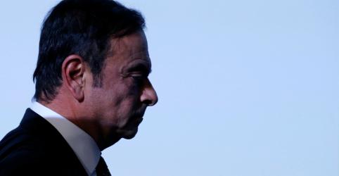 Conselho da Nissan aprova demissão de Ghosn de presidência do colegiado, diz emissora japonesa