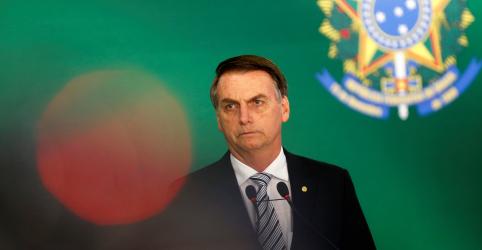 Placeholder - loading - Imagem da notícia Bolsonaro quer mudar regime de exploração no pré-sal para concessão, diz fonte