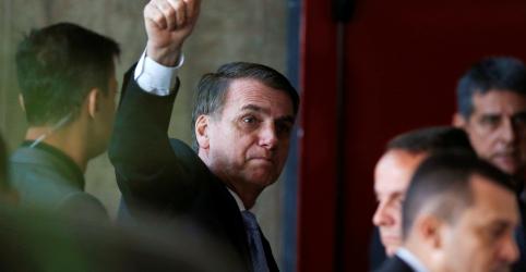 Bolsonaro diz que terá conversa produtiva com assessor de Trump em prol de Brasil e EUA
