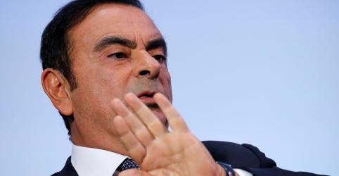 Placeholder - loading - Ghosn é suspeito de transferir perdas por investimentos pessoais para Nissan, diz jornal
