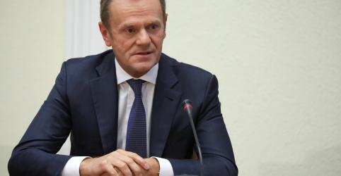 Placeholder - loading - UE vai pressionar por reforma da OMC na cúpula do G20, diz carta conjunta