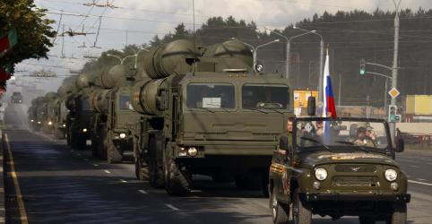 Rússia levará mais mísseis para Crimeia devido a aumento da tensão com Ucrânia