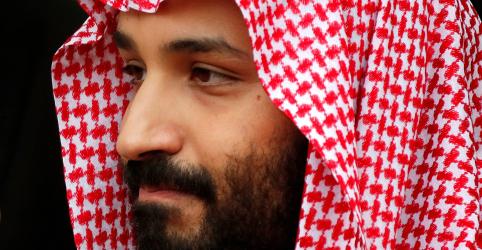 Placeholder - loading - Imagem da notícia Príncipe herdeiro saudita chega à Argentina para G20 em meio a polêmica por assassinato de Khashoggi