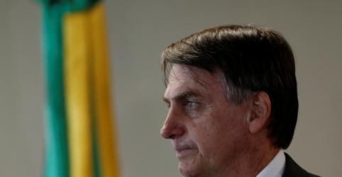 Placeholder - loading - Imagem da notícia Bolsonaro diz que se houver indulto de Natal este ano, será último