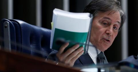Placeholder - loading - Eunício diz que ainda não há entendimento para votar cessão onerosa