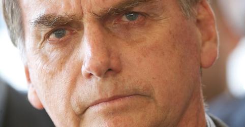 Placeholder - loading - Decisão de cancelar COP no Brasil teve participação minha, diz Bolsonaro em meio a desencontros da transição