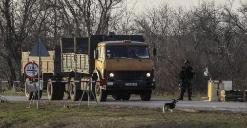 Ucrânia proíbe entrada de homens russos adultos em seu território