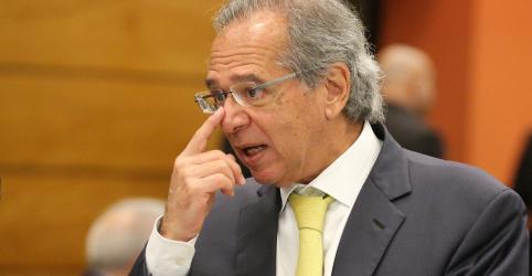 Placeholder - loading - Imagem da notícia PF investigará Guedes por fraude em gestão de fundo; defesa reafirma lisura de operações