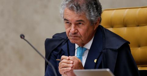 Placeholder - loading - Imagem da notícia Marco Aurélio acusa STF de manipulação da pauta e diz que foi obrigado a agir