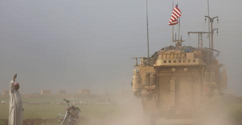 Placeholder - loading - Retirada de tropas dos EUA da Síria ressuscitará Estado Islâmico, dizem combatentes curdos