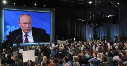 Placeholder - loading - Putin acusa EUA de elevarem risco de guerra nuclear