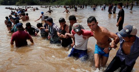 Placeholder - loading - EUA enviarão imigrantes de volta ao México para esperarem pedidos de asilo