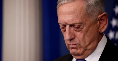 Placeholder - loading - Imagem da notícia Pedido de demissão de Mattis preocupa aliados dos EUA