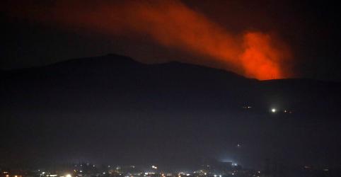 Rússia diz que ataques aéreos de Israel contra Síria ameaçaram 2 voos civis, segundo Ifax