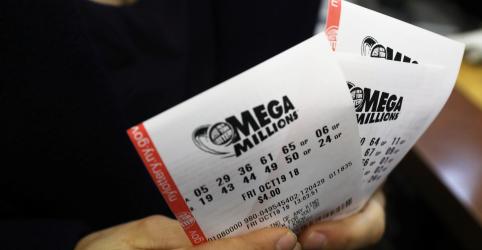Placeholder - loading - Imagem da notícia Ninguém acerta números de loteria Mega Millions nos EUA; prêmio sobe para US$348 milhões