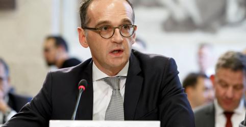 Placeholder - loading - Imagem da notícia Alemanha vai se opor a novos mísseis nucleares na Europa, diz ministro do Exterior