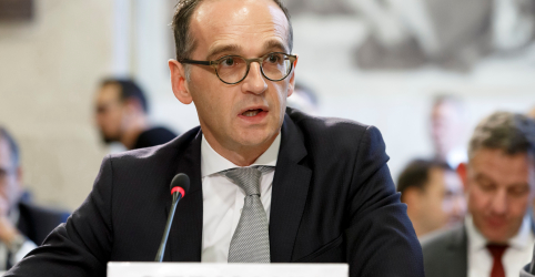 Placeholder - loading - Alemanha vai se opor a novos mísseis nucleares na Europa, diz ministro do Exterior
