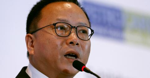 Chinesa Sinopec afasta executivos de divisão de trading, dizem fontes