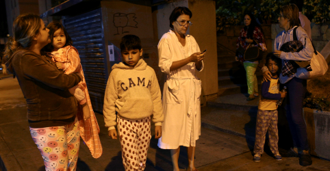 Terremoto de magnitude 5,6 atinge norte da Venezuela