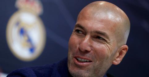 Placeholder - loading - Imagem da notícia Zidane deve retornar ao Real Madrid para substituir Solari, diz mídia