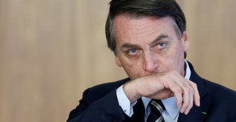 Placeholder - loading - Bolsonaro é criticado por disseminar acusação falsa contra jornalista
