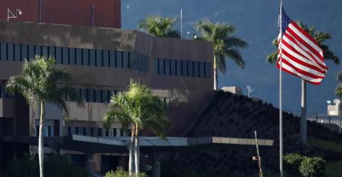 Placeholder - loading - EUA anunciam saída de pessoal diplomático remanescente da Venezuela