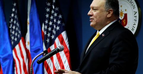 Placeholder - loading - Imagem da notícia Pompeo culpa Rússia e Cuba por crise na Venezuela; Rosneft rejeita acusações