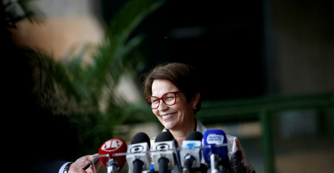 Placeholder - loading - Ministra vê chance de país voltar a vender carne aos EUA e 'bom' Plano Safra