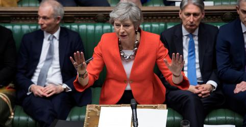 Placeholder - loading - Plano de premiê britânica May para o Brexit caminha para derrota no Parlamento