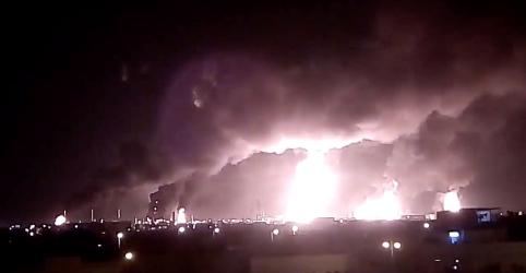 Placeholder - loading - EUA culpam Irã por ataque a refinarias na Arábia Saudita; Trump ameaça responder