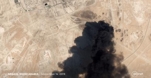 Petróleo chega a saltar quase 20% após ataque sobre instalações sauditas