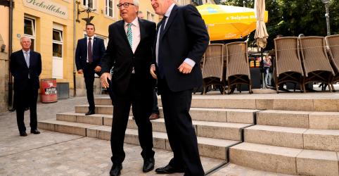 Placeholder - loading - UE mantém posição firme sobre Brexit; Reino Unido quer intensificar negociação