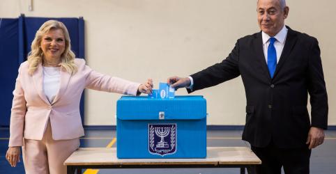 Netanyahu busca novo mandato em Israel em segunda eleição do ano