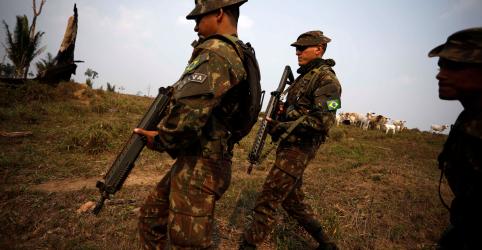 PF cumpre 4 mandados de prisão em operação de combate a desmatamento e queimadas em Rondônia