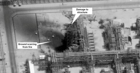 EUA acreditam que ataque à Arábia Saudita partiu do sudoeste do Irã