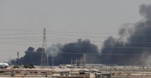 Placeholder - loading - Imagem da notícia Arábia Saudita promete provas concretas de envolvimento do Irã em ataque